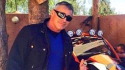 Matt LeBlanc est au Maroc pour le tournage de Top Gear