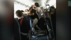 Elles se battent en avion à cause d'une musique trop