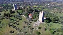 Οι άγνωστοι Δίδυμοι Πύργοι της Εύβοιας από
