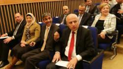 Deux chefs de la délégation de l'opposition syrienne à