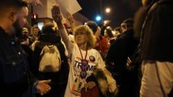 Ψηφοφόρος του Τραμπ κάνει τον χαιρετισμό των Ναζί και λέει «δεν είμαι