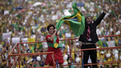 Ce n'est pas l'élite, c'est la rue qui demande le départ de Dilma
