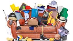 11 πράγματα που κάνουν το σπίτι σας να δείχνει ακατάστατο χωρίς να το