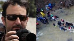 Ο Γιάννης Λιάκος που συνελήφθη στην ΠΓΔΜ μιλά στη HuffPost Greece: Μας συνέλαβε ο στρατός με τα Καλάσνικοφ στα