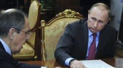 Poutine en maître du jeu en Syrie avec toutes les options en