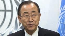 La réponse de Ban Ki-moon au
