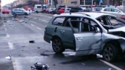 Une bombe tue le conducteur d'une voiture dans le centre de