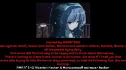 Le site de Canal+ piraté par des hackers marocains et