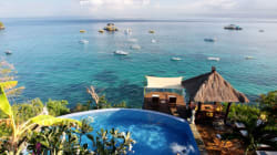 Cette petite île est un véritable paradis sur Terre