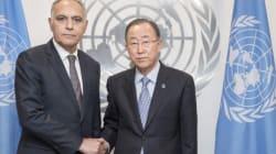 A Tunis, Ban Ki-moon évite de s'exprimer sur son