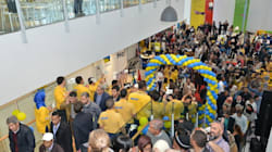 L'inauguration d'Ikea Maroc comme si vous y