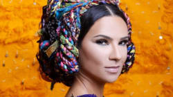 La chanteuse marocaine Oum invitée au Grand