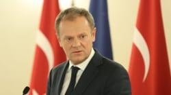 Τουσκ: Μόνο εάν εφαρμοστεί η συμφωνία ΕΕ-Τουρκίας θα προχωρήσουν οι συζητήσεις για το