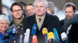 Deutschlandausdehnung der CSU und die politische Waage der