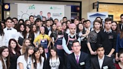 Μαθητές «επιχειρηματίες» παρουσιάζουν τα καινοτόμα προϊόντα τους σε δύο μεγάλες Εμπορικές