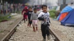 Πέντε ασυνόδευτα παιδιά στο αστυνομικό τμήμα της Ειδομένης - Υποσιτισμένο βρέφος νοσηλεύεται στην
