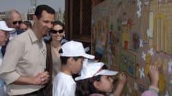Αναδασώσεις, καλλιστεία και χαμογελαστά παιδιά: Έτσι παρουσιάζει τη Συρία στο Instagram ο