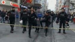 Turquie: Attentat suicide en plein centre d'Istanbul, deux morts et des