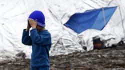 Ο 7χρονος Ραμί από τη Συρία νοσηλεύεται στη Γερμανία με καρκίνο. Τα αδέλφια όμως και πιθανοί συμβατοί δότες εγκλωβίστηκαν στη...
