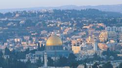 Jérusalem terrestre et Jérusalem