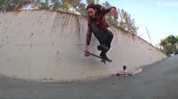 스케이트 보드에는 한계가