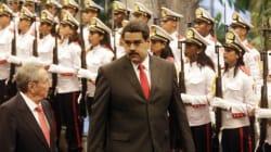 Ο πρόεδρος Μαδούρο περιέγραψε έναν Φιντέλ Κάστρο «γεμάτο αισιοδοξία» μετά τη συνάντησή