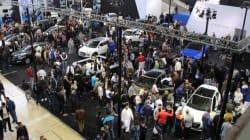 Salon de l'auto d'Alger : les concessionnaires
