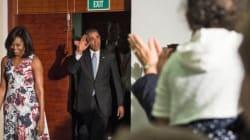 Ιστορική συνάντηση Ομπάμα - Κάστρο στην