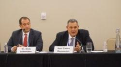 Καμμένος για ΔΝΤ: Ελπίζω σε λύσεις με πολιτική βοήθεια για να αποφασιστεί η έξοδος από τα μνημόνια πριν την 1η