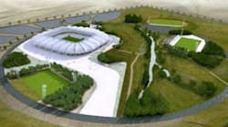 Le projet du nouveau stade de Sétif