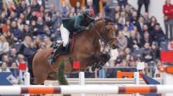 Le cavalier Abdelkebir Ouaddar a encore