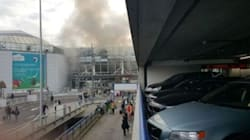 EN DIRECT - Aéroport, métro... plusieurs explosions à