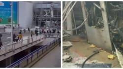 Attentats de Bruxelles: Le récit des événements (CARTE