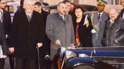 Quand Mohammed VI s'intéresse à des voitures de collection à... Prague