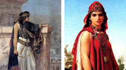 Ces reines orientales qui ont marqué