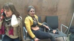 Η ιστορία της γυναίκας με τα σκισμένα ρούχα στην πιο χαρακτηριστική φωτογραφία από τις επιθέσεις στις