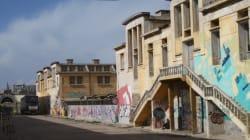 Aux anciens abattoirs de Casablanca, l'art du cirque surplombe les ruines
