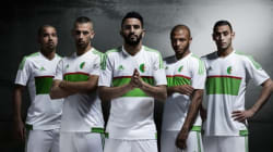 Adidas dévoile le nouveau maillot des Fennecs