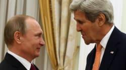 Συνάντηση Κέρι-Πούτιν για τον συριακό εμφύλιο. Η απομάκρυνση του Άσαντ από την εξουσία στο
