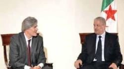 Sellal reçoit le ministre français de