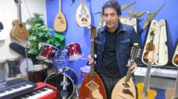 La boutique de Sid Ali à Riadh El Feth, repère des professionnels de