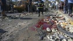 Τουλάχιστον 30 νεκροί σε επίθεση αυτοκτονίας του Ισλαμικού Κράτους στο