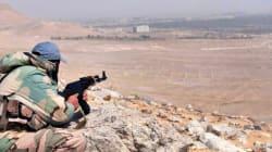 Εικόνες και βίντεο από τη μάχη της Παλμύρας: Αποφασιστική νίκη επιδιώκει ο συριακός