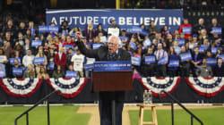 Sanders remporte les caucus de l'Alaska, de Washington et