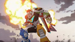Voltron: Legendary Defender. Ο νέος Voltron έρχεται στο Netflix στις 10