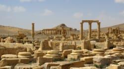 Les images de la reprise de Palmyre à