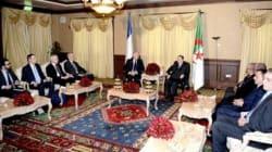 Le Président Bouteflika reçoit le ministre français des Affaires