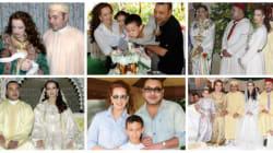 Les plus belles photos de Mohammed VI et Lalla