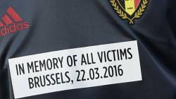 Portugal-Belgique rempli d'hommages et chargé en