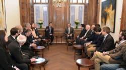 Al-Assad accuse Paris, Ankara, Riyad et Londres de